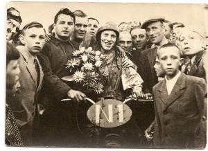 Emile Van den Hove Motocross 1